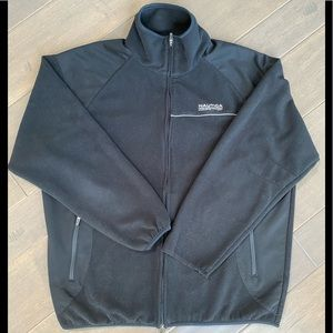 Nautica Competition Fleece Zip Up Jacket